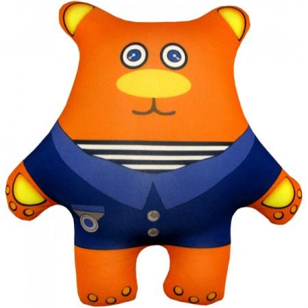 Игрушка Медведь 'Чистые погоны-чистая совесть'