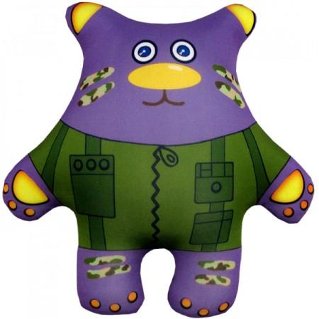 Игрушка Медведь 'Солдат спит-служба идет'