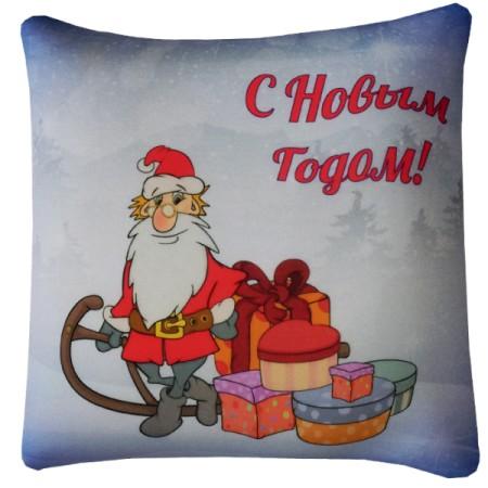 Подушка Игрушка С Новым Годом!