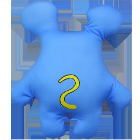 Игрушка Мышь Зося 04