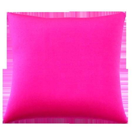 Подушка Игрушка Релакс розовая