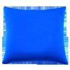 Подушка Игрушка Релакс 30х30 синяя