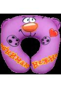 Подушка под шею Игрушка Добряк 05