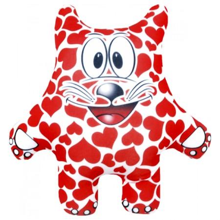 Игрушка Кот сердечный