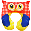 Подушка под шею Игрушка Сова 03