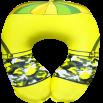 Подушка под шею Игрушка Хаки 05