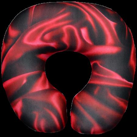 Подушка под шею Игрушка Шелк 03