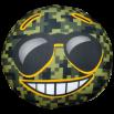 Игрушка Смайл Хаки 01