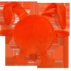 Игрушка Заяц Кроха 01