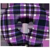 Подушка под шею Игрушка Бархат 01