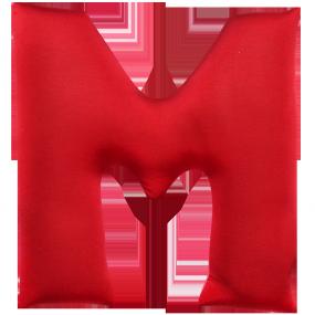 Игрушка Буква М