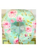 Подушка под шею Игрушка Цветочек 01