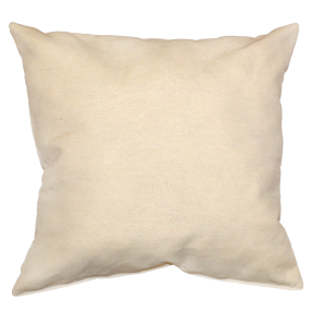 Подушка Игрушка Лен Штрих 01