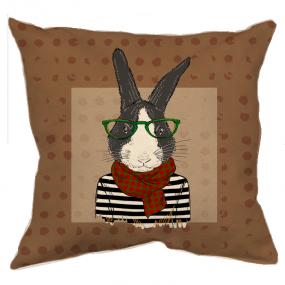 Подушка Игрушка Лен Красотка 18