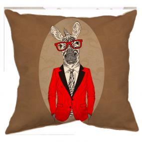 Подушка Игрушка Лен Красотка 19
