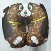 Подушка под шею Игрушка Собачка 04
