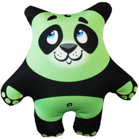 Игрушка Панда зеленая