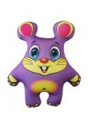 Игрушка Мышь фиолетовая