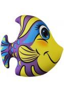 Игрушка Рыбка фиолетовая