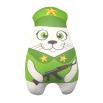 Игрушка Котик Полковник 01