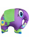 Игрушка Слон фиолетовый
