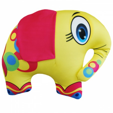 Игрушка Слон желтый