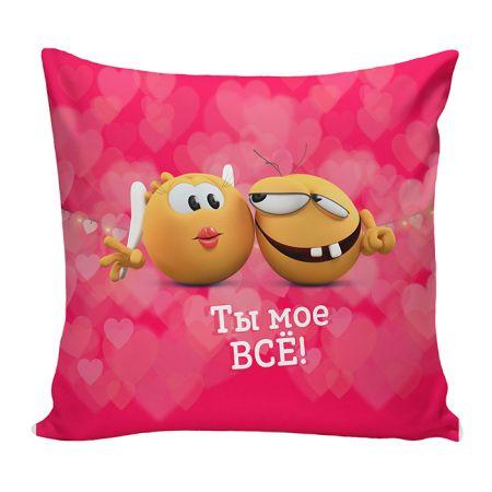Подушка Игрушка Колобанга Любовь 11