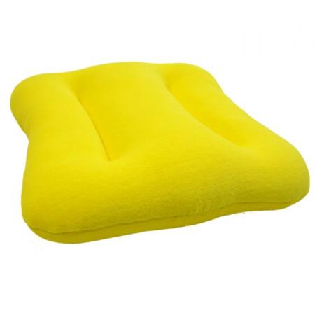 Подушка Игрушка Удобство желтая