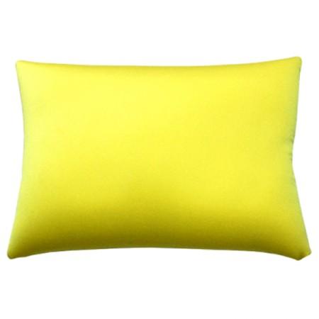 Подушка Игрушка Релакс 40х30 желтая