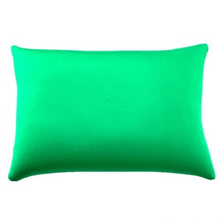Подушка Игрушка Релакс 40х30 зеленая