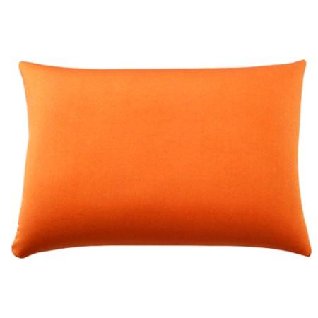 Подушка Игрушка Релакс 40х30 оранжевая