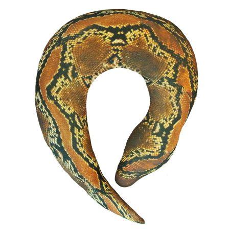 Подушка под шею Игрушка Змея