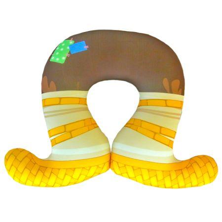 Подушка под шею Игрушка Каблучок 01