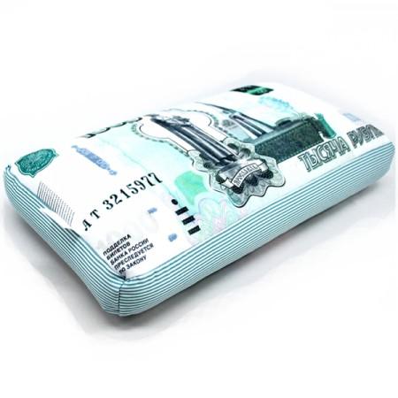 Подушка Игрушка 1000 рублей