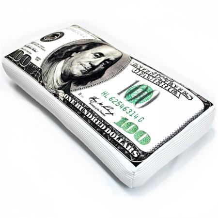 Подушка Игрушка 100 долларов