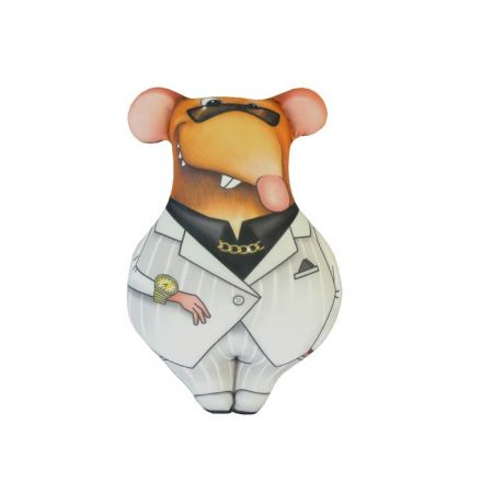 Игрушка Деловой Мышь 02
