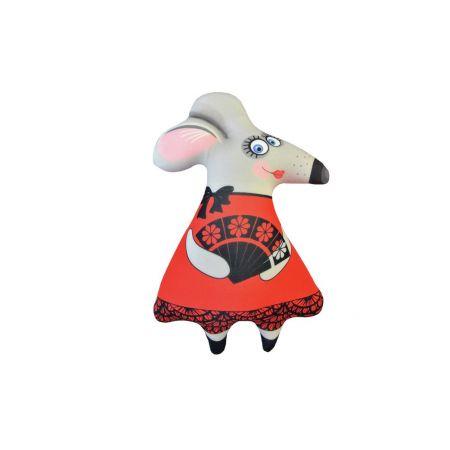 Игрушка Мышь Анфиса 02
