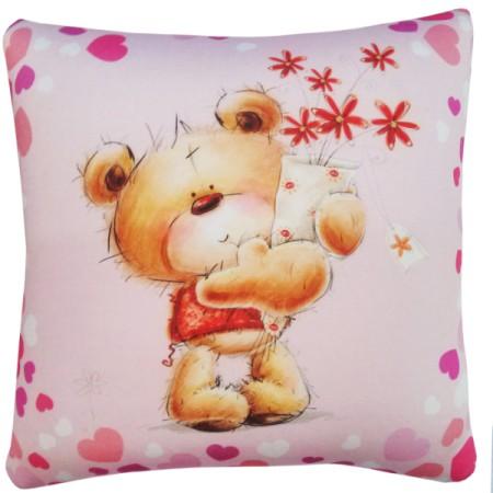 Подушка Игрушка Мишка 01