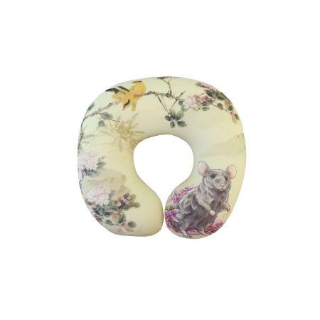 Подушка под шею Игрушка Мышкин 01