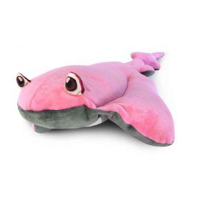Подушка Пушистик Скат розовый