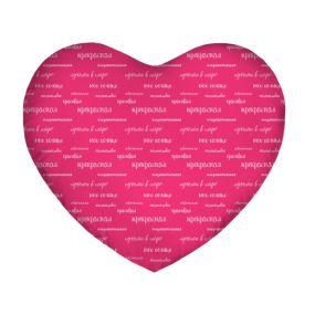 Игрушка Сердце Комплимент 01