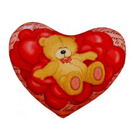 Подушка Игрушка Сердце 05