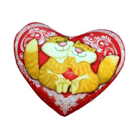 Подушка Игрушка Сердце 07