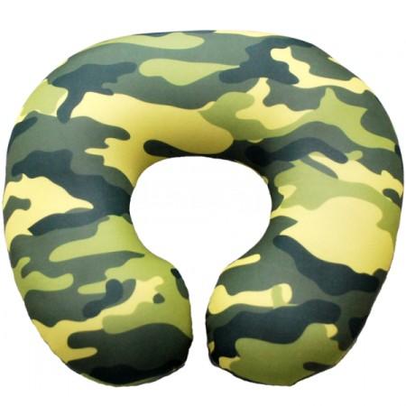 Подушка под шею Игрушка Хаки 01