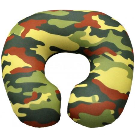 Подушка под шею Игрушка Хаки 02